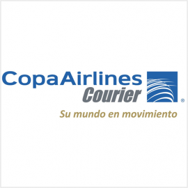 Copa Airlines Courier