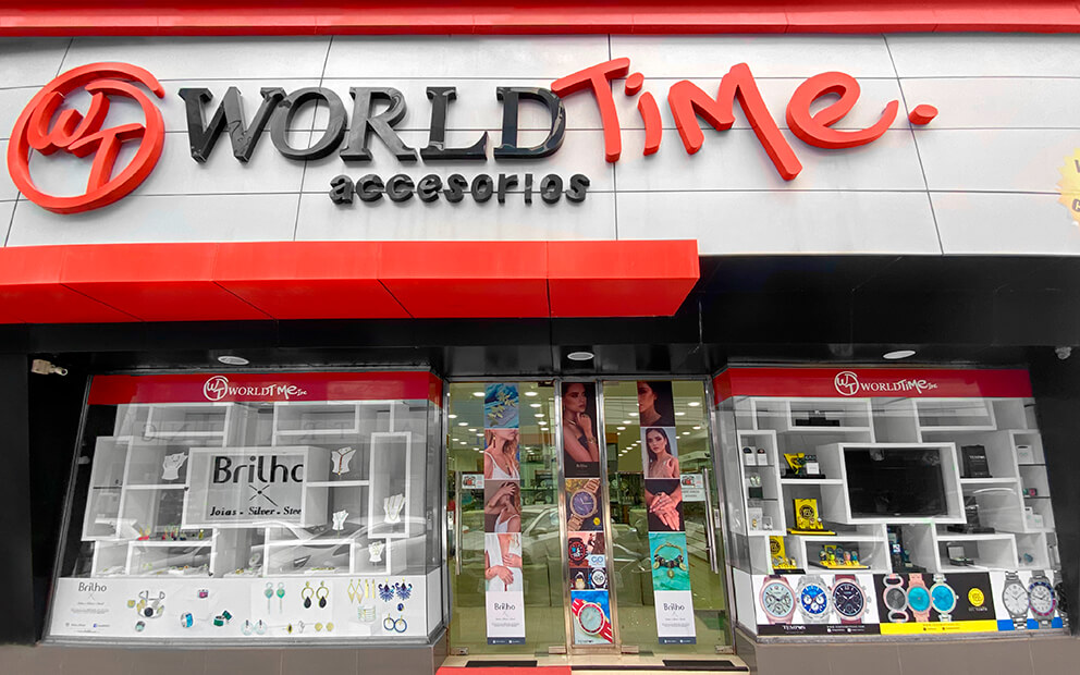 World Time Inc